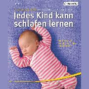 Cover-Bild zu Jedes Kind kann schlafen lernen (Audio Download) von Morgenroth, Dr. med. Hartmut