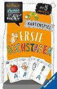 Cover-Bild zu Siegmund, Sybille: Kartenspiel Erste Buchstaben