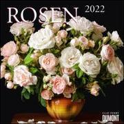 Cover-Bild zu Rosen 2022 - Broschürenkalender - Format 30 x 30 cm von Perry, Clay (Fotograf)