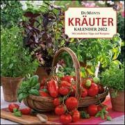 Cover-Bild zu DuMonts Kräuter-Kalender 2022 - Broschürenkalender - mit Texten und Rezepten - Format 30 x 30 cm von DUMONT Kalender (Hrsg.)