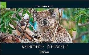 Cover-Bild zu GEO Bedrohte Tierwelt 2022 - Wand-Kalender - Tier-Kalender - Poster-Kalender - 58x36 von teNeues Calendars