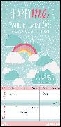 Cover-Bild zu moses Happy Me 2022 Familienplaner - Familien-Timer - Termin-Planer - Kinder-Kalender - Familien-Kalender - 22x45 von teNeues Calendars
