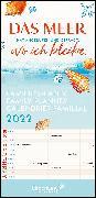 Cover-Bild zu GreenLine Sprüche 2022 Familienplaner -Wandkalender - Familien-Kalender - 22x45 von teNeues Calendars