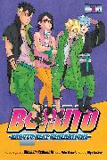 Cover-Bild zu Boruto: Naruto Next Generations, Vol. 11 von Kodachi, Ukyo