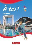 Cover-Bild zu À toi !, Fünfbändige Ausgabe, Band 1A und 1B, Lerntagebuch von Herzog, Walpurga