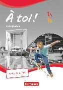 Cover-Bild zu À toi !, Fünfbändige Ausgabe, Band 1A und 1B, Dialogkarten als Kopiervorlagen