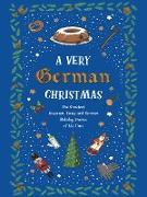 Cover-Bild zu A Very German Christmas (eBook) von Goethe, Wolfgang Von