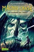 Cover-Bild zu Magnus Chase 2: Der Hammer des Thor von Riordan, Rick