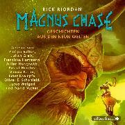 Cover-Bild zu Geschichten aus den neun Welten (Audio Download) von Riordan, Rick