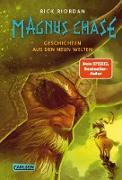 Cover-Bild zu Magnus Chase 4: Geschichten aus den neun Welten (eBook) von Riordan, Rick