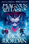 Cover-Bild zu Magnus Chase and the Ship of the Dead (Book 3) (eBook) von Riordan, Rick