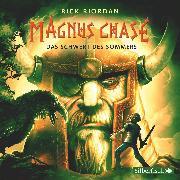 Cover-Bild zu Das Schwert des Sommers (Audio Download) von Riordan, Rick