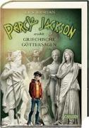 Cover-Bild zu Percy Jackson erzählt: Griechische Göttersagen von Riordan, Rick