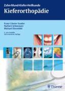 Cover-Bild zu Kieferorthopädie (eBook) von Ehrenfeld, Michael (Hrsg.)