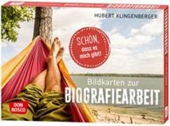 Cover-Bild zu Schön, dass es mich gibt. Bildkarten zur Biografiearbeit von Klingenberger, Hubert