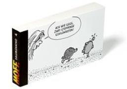 Cover-Bild zu MOFF. Daumenkino Nr. 4 - Steppende Schildkröten von Haderer, Gerhard