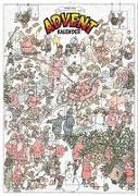 Cover-Bild zu Haderers feiner Adventkalender von Haderer, Gerhard