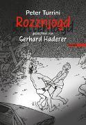 Cover-Bild zu Rozznjogd (Rattenjagd) gezeichnet von Gerhard Haderer von Haderer, Gerhard