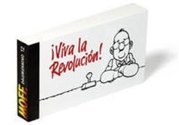 Cover-Bild zu MOFF. Daumenkino Nr. 12 - Viva la Revolución! von Haderer, Gerhard