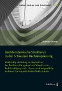 Cover-Bild zu Liechtensteinische Strukturen in der Schweizer Nachlassplanung von Berner, Stephan