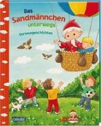Cover-Bild zu Unser Sandmännchen: Das Sandmännchen unterwegs