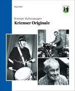 Cover-Bild zu Krienser Originale von Studer, Jürg