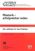 Cover-Bild zu Rhetorik - erfolgreicher reden von Riesen, Marcel