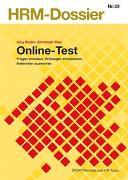 Cover-Bild zu Online-Test von Studer, Jürg