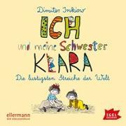 Cover-Bild zu Ich und meine Schwester Klara von Inkiow, Dimiter