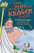 Cover-Bild zu Als Zeus der Kragen platzte von Inkiow, Dimiter