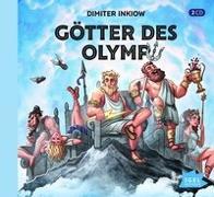 Cover-Bild zu Die Götter des Olymp von Inkiow, Dimiter