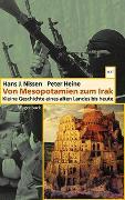 Cover-Bild zu Von Mesopotamien zum Irak von Heine, Peter