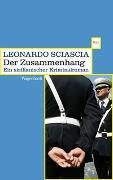 Cover-Bild zu Der Zusammenhang von Scascia, Leonardo