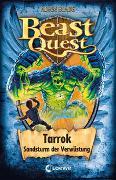 Cover-Bild zu Beast Quest (Band 62) - Tarrok, Sandsturm der Verwüstung von Blade, Adam