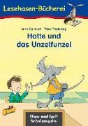 Cover-Bild zu Hotte und das Unzelfunzel von Steinwart, Anne