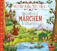 Cover-Bild zu Reise durch das Märchenland - Die beliebtesten Märchen der Brüder Grimm (Audio-CD) von Grimm, Jacob und Wilhelm