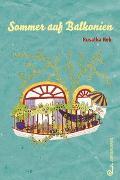 Cover-Bild zu Sommer auf Balkonien von Reh, Rusalka