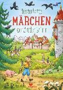Cover-Bild zu Meisterhafte Märchen der Brüder Grimm von Grimm, Jacob und Wilhelm