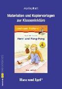 Cover-Bild zu Begleitmaterial: Henri und Pong-Pong / Silbenhilfe. Begleitmaterial von Reh, Rusalka