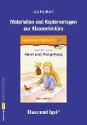 Cover-Bild zu Henri und Pong-Pong. Begleitmaterial von Reh, Rusalka