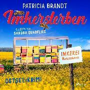 Cover-Bild zu Imkersterben (Audio Download) von Brandt, Patricia