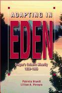Cover-Bild zu Adapting in Eden: Oregon's Catholic Minority, 1838-1986 von Brandt, Patricia