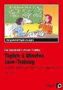 Cover-Bild zu Täglich 5 Minuten Lese-Training - 1./2. Klasse von Kirschbaum, Klara