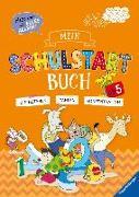 Cover-Bild zu Mein Schulstart-Buch von Jebautzke, Kirstin