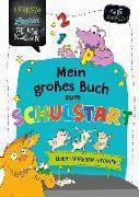 Cover-Bild zu Mein großes Buch zum Schulstart von Jebautzke, Kirstin