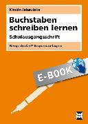 Cover-Bild zu Buchstaben schreiben lernen - SAS (eBook) von Jebautzke, Kirstin