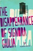 Cover-Bild zu The Disappearance of Signora Giulia von Chiara, Piero