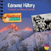 Cover-Bild zu Abenteuer & Wissen: Edmund Hillary (Audio Download) von Hempel, Berit