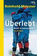 Cover-Bild zu Überlebt von Messner, Reinhold