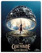 Cover-Bild zu Casse -Noisette et les Quatre Royaumes - 2D -Steelbook von Hallström, Lasse (Reg.)
